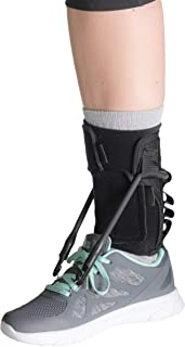 Core Products FootFlexor AFO Foot Drop Brace, Medium - XLarge