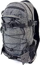 Forvert New Louis Mochila Backpack Flannel Grey herringsbone