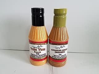Terry Hos original Sauce Yum Yum & japanese ginger dressing 16 Oz(pack 2)