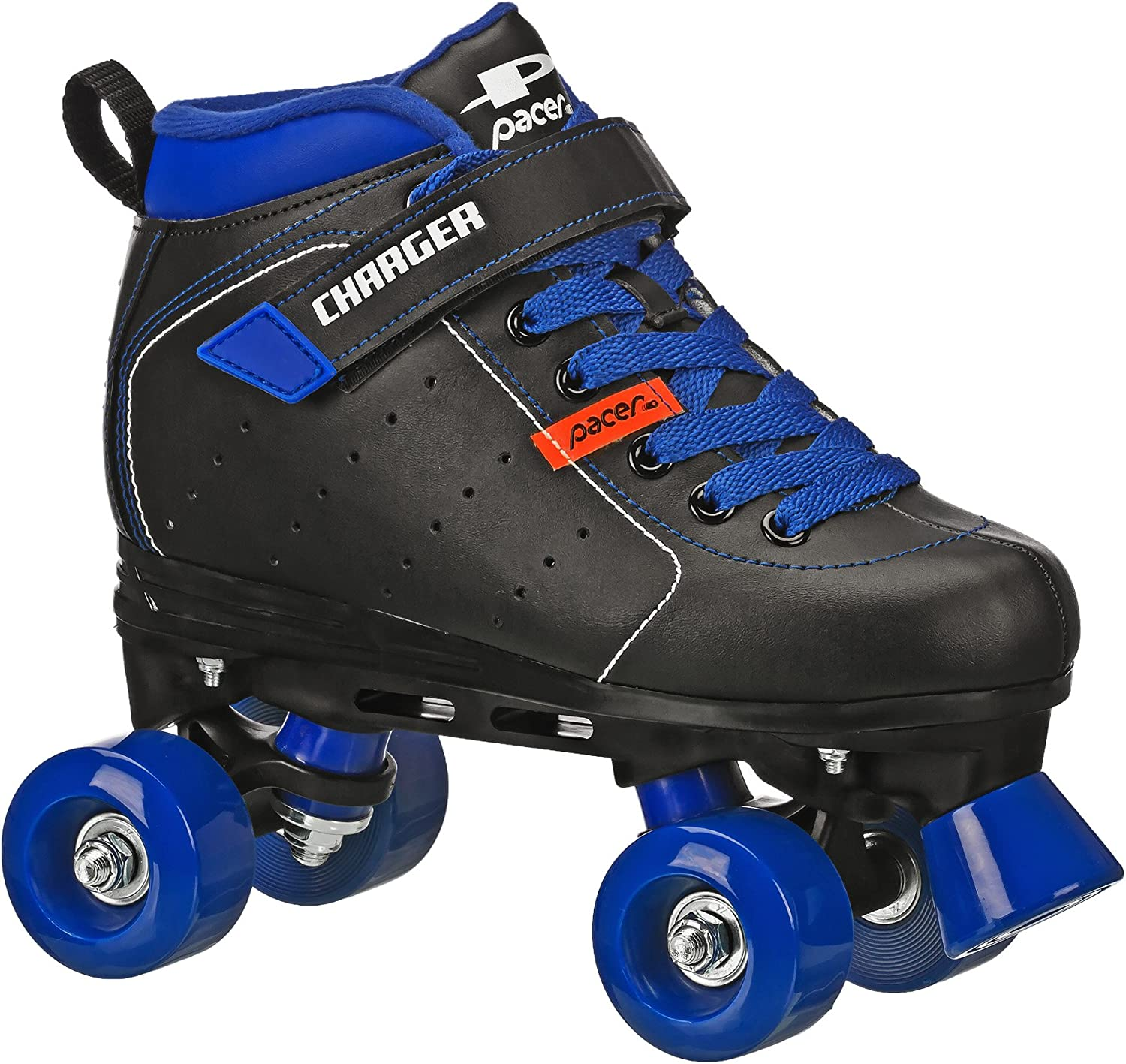 Pacer Al Popular overseas sold out. Charger Childrens Indoor Outdoor Quad Roller Skates