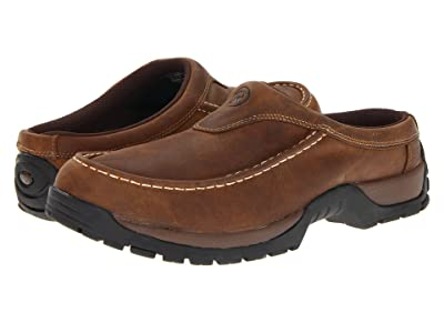 Roper Performance Moc Toe Mule (Tan) Men