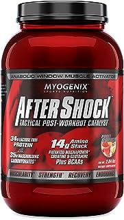 Myogenix Aftershock Fruit Punch 2.64Lb