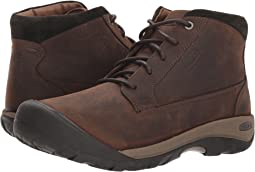 adbcbceb0d3 Men s Full-grain leather Keen Shoes + FREE SHIPPING
