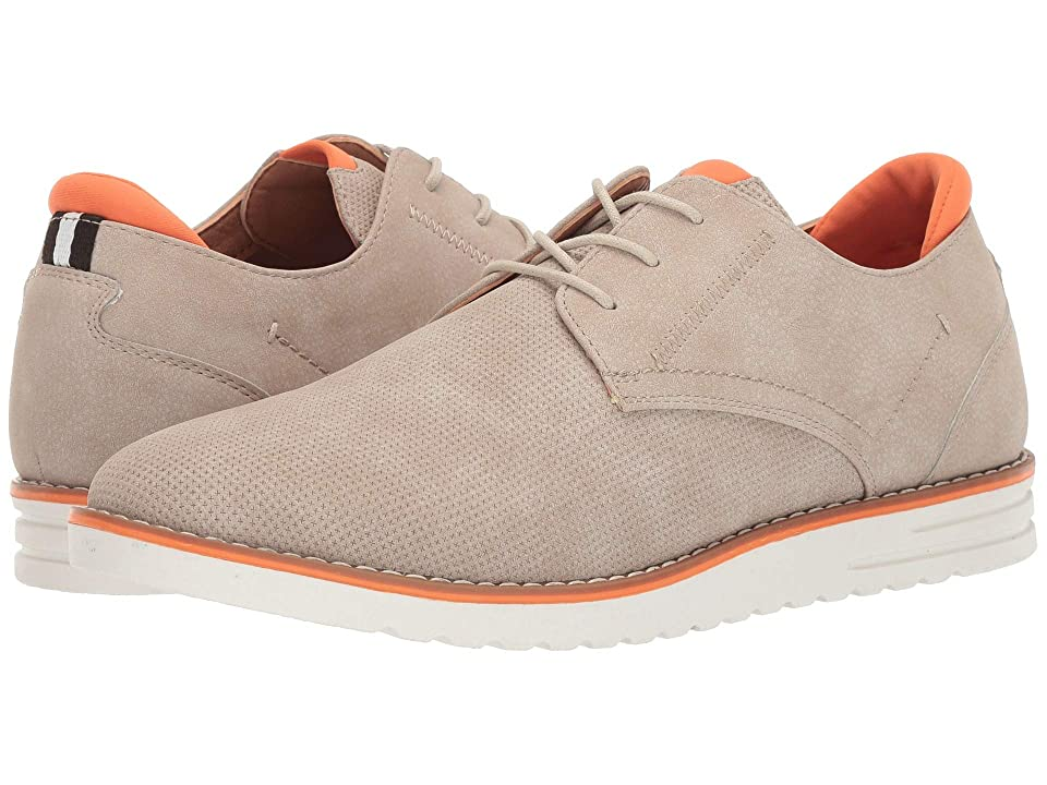 Madden by Steve Madden Cale 6 (Taupe Nubuck PU) Men's Shoes