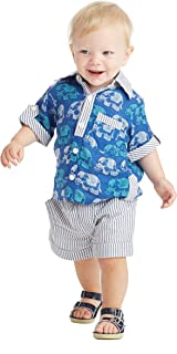 Masala Baby Baby Boys Sumba 2pc Set