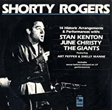 14 Historic Arrangements & Performance with Shorty Rogers/Stan Kenton/June Christy/The Giants
