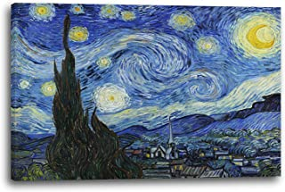 Best starry night painting copy Reviews