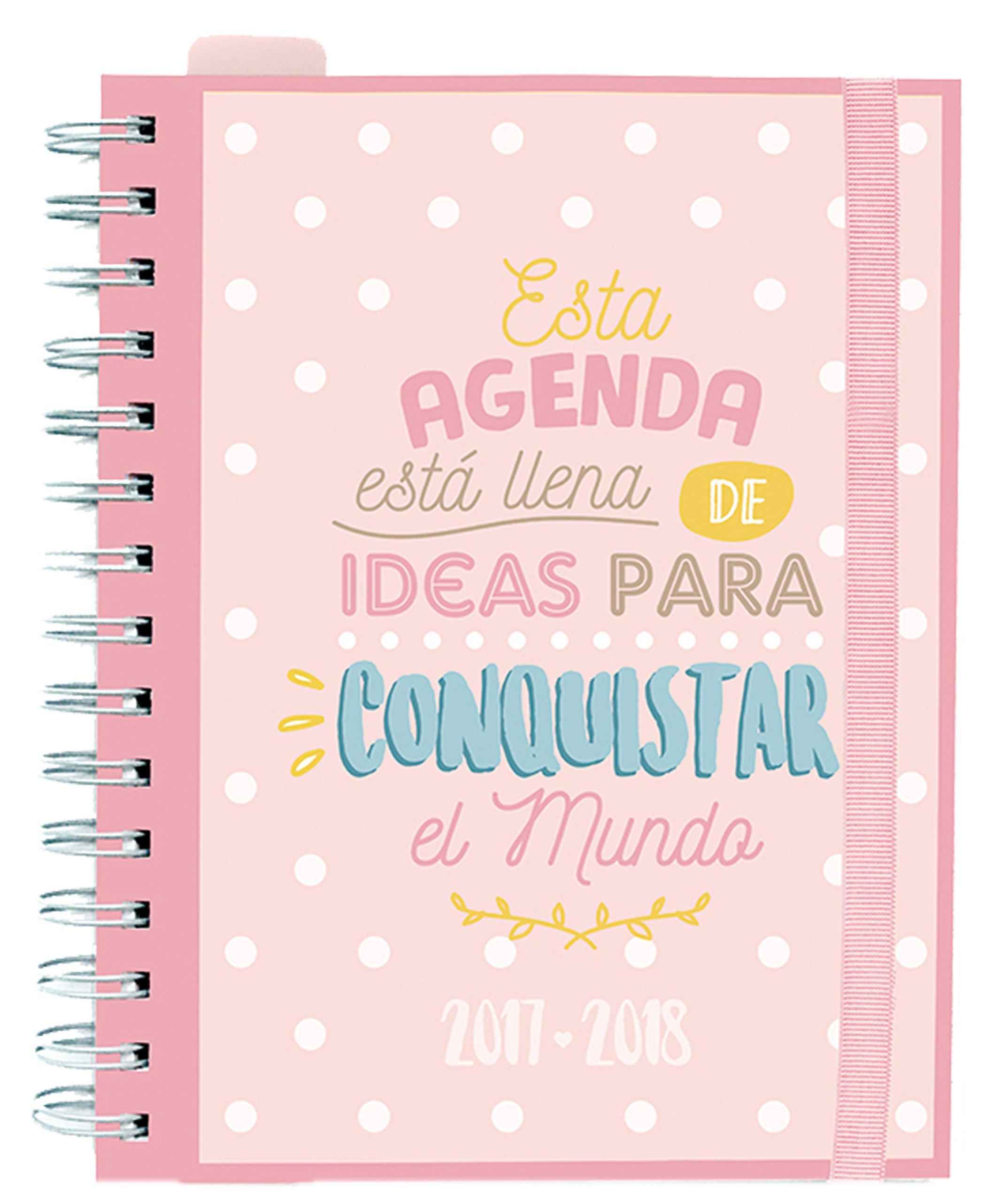 Grupo Erik Editores AGVSV1718 - Agenda escolar 17/18 Semana Vista ...