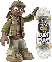 Rob Dyrdek's Wild Grinders Jay Jay Action Skate Set With DVD