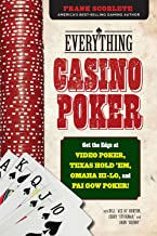 Everything Casino Poker: Get the Edge at Video Poker, Texas Hold'em, Omaha Hi-Lo, and Pai Gow Poker!