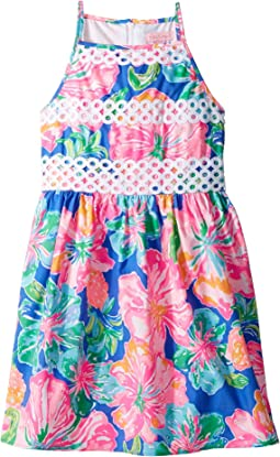 Lilly Pulitzer Kids Elize Dress (Toddler/Little Kids/Big Kids)