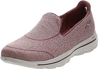 SKECHERS Go Walk Evolution Ultra Women's Nordic Walking Shoes, Purple (Mauve)
