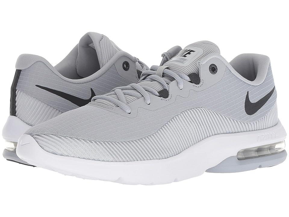 Nike Air Max Advantage 2 (Wolf Grey/Anthracite/Pure Platinum/White) Men