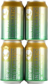 ブリュードッグ インスタマティック ホワイトインディアペールエール 330ml×4本 クラフトビール