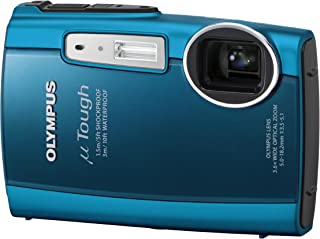 OLYMPUS デジタルカメラ μ TOUGH-3000 ブルー μ TOUGH-3000 BLU