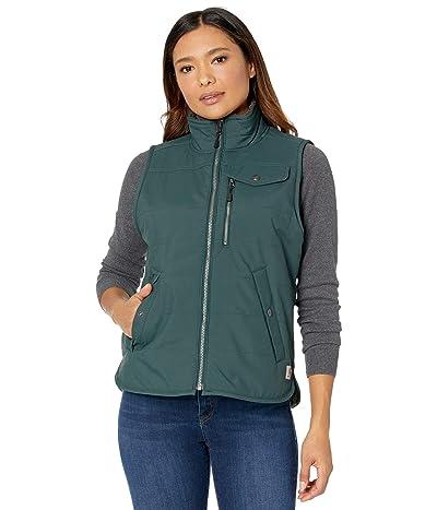 Carhartt Utility Sherpa Lined Vest (Fog Green) Women
