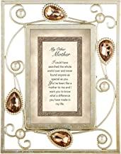 CB Gift Heartfelt Collection-Heartwarming Expressions Framed Tabletop Sentiment, 7 x 9-Inches, My Other My Other Mother