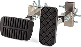 Sonour Car Driving Adaptor Pedal Extenders - Auto Enhancement Kit Gas and Brake Pedal Driving Aids