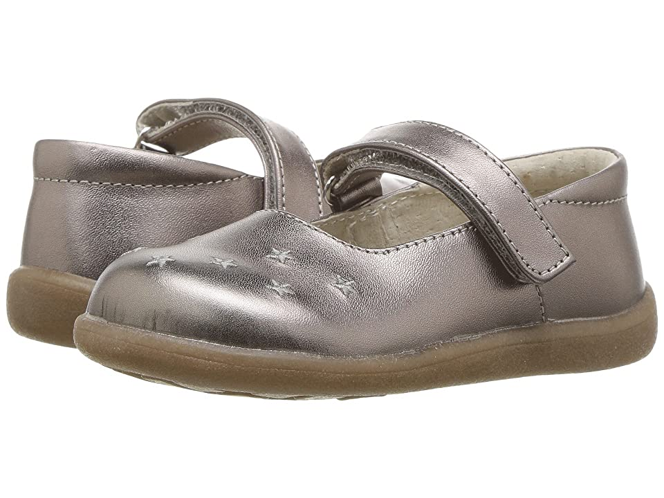 See Kai Run Kids Harriett (Toddler) (Pewter) Girl