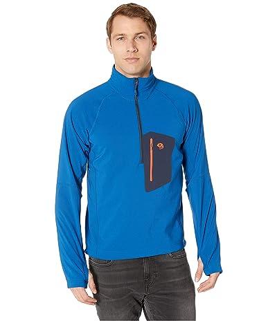 Mountain Hardwear Keeletm Pullover (Nightfall Blue) Men