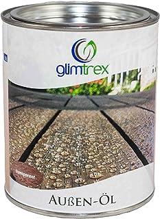 glimtrex Außen-/Terrassen-Öl bangkirai 0,75 l