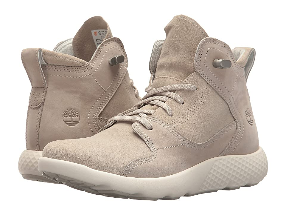 Timberland FlyRoam Hiker (Pure Cashmere DT Suede) Women