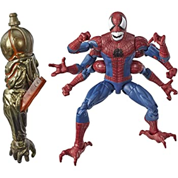 Marvel Spider-Man 6-inch Legends Series Evil Adversaries Discontinued Hobgoblin