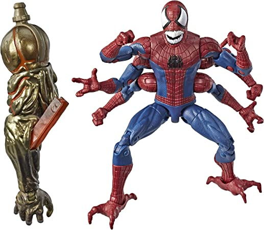 Marvel Spider-Man Legends Series 6