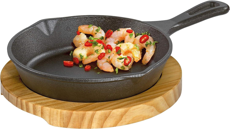 Küchenprofi Serving Pan Iron Cast Luxury goods At the price
