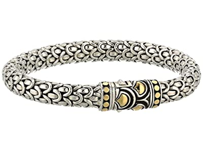 John Hardy Legends Naga Medium Bracelet (Gold/Silver) Bracelet