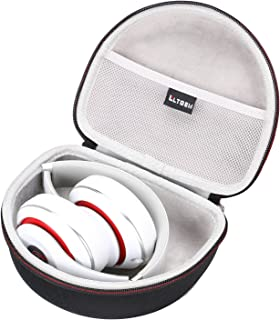 LTGEM Case for Over-Ear Beats Studio/Pro & Beats Solo 2/Solo 3 Headphone and Sennheiser Momentum Headphone