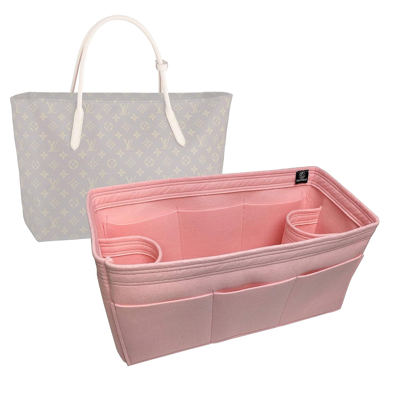 Bag Organizer for LV 5 popular Raspail MM 20 Handmade - Premium Colo Felt Year-end annual account