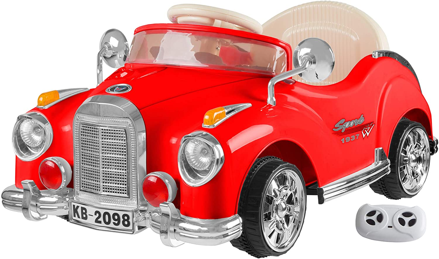 Kids Ride favorite On Car with Remote Minneapolis Mall for Control Ki – Sports Classic