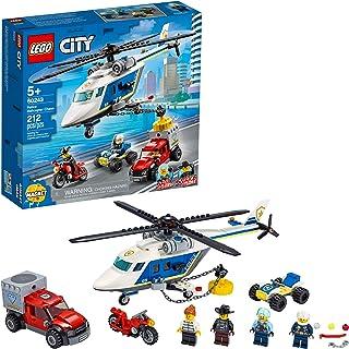 LEGO City 60243 Policía: Persecución en Helicóptero (212