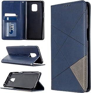 Feyyxi Hoesje voor Xiaomi Redmi Note 9 Pro Case met Card Slots Flip Magnetische beschermhoes Telefoonhoes voor Xiaomi Redm...