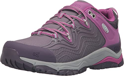 KEEN Aphlex WP-W, Chaussures de Randonnée Basses Femme - Violet