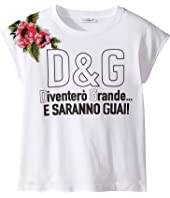 Dolce & Gabbana Kids - When I Grow Up Tee (Big Kids)