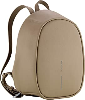 XD Design Unisex Anti-Theft Backpack, Color: Brown