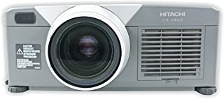 Hitachi CP-S860 - LCD Projector 1700 ANSI HD Remote TeKswamp