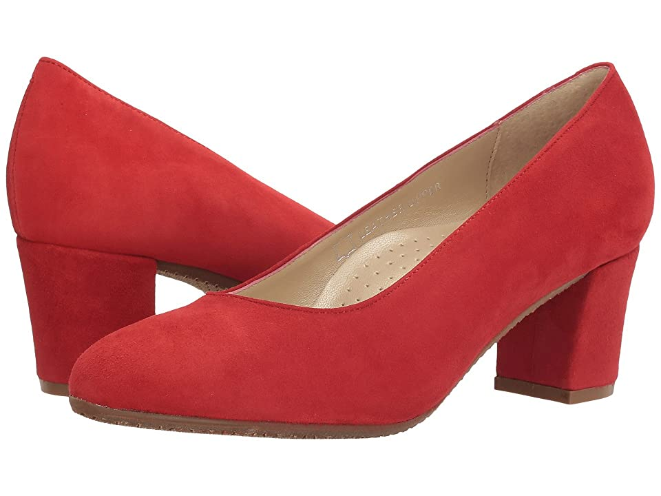 9e229fa26657 Eric Michael Abby (Red) Women s Shoes
