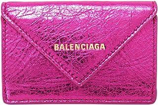 バレンシアガ BALENCIAGA 財布 ミニ財布 ペーパー ミニ ウォレット メタリックエフェクト 391446 0GT4N 5611