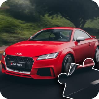 Fast Cars, Trucks & Trains Puzzles - Freetime Edition - Fun and Educational Jigsaw Puzzle Game for Kids and Preschool Toddlers, Boys and Girls 2, 3, 4, or 5 Years Old