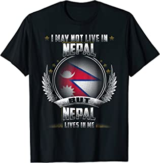 I May not live in Nepal ...