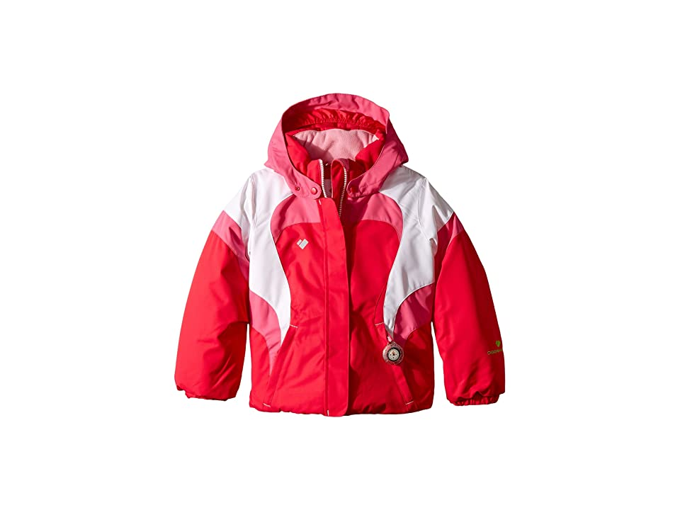 Obermeyer Alta Jacket (Toddler/Little Kids/Big Kids) (Smitten Pink) Women