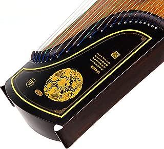 OrientalMusicSanctuary FULL SIZED Rosewood Guzheng - Golden Prosperity