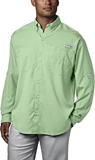 Columbia Men's PFG Tamiami II Long Sleeve Shirt, UPF 40...