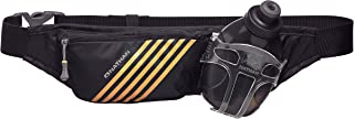 Nathan NS4523 Swift Plus Running Hydration Pack Fitness Running Belt with 10oz Flask, One Size
