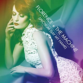 florence and the machine spectrum say my name