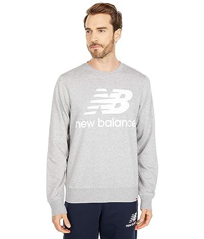 New Balance Essentials Stacked Logo Crew