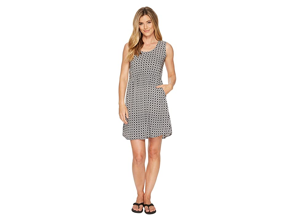 KAVU Simone Dress (Black Prism) Women